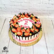 №311 Торт ягодный