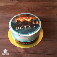 №341 Торт Дота
