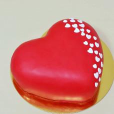 №163 Торт на День Валентина