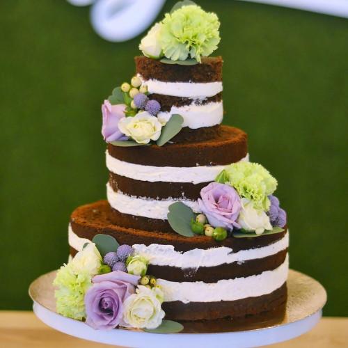 №173 Торт свадебный