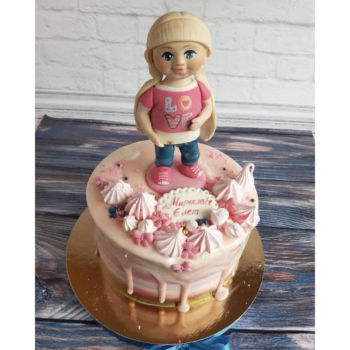 №483 Торт для маленькой дочке