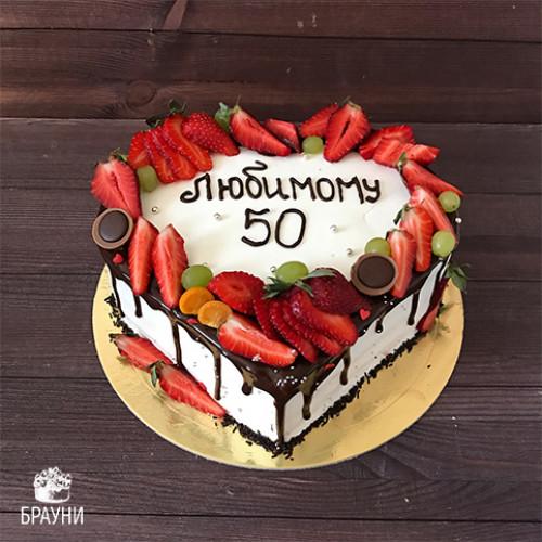№363 Торт 50 лет