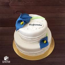 №335 Свадебный торт
