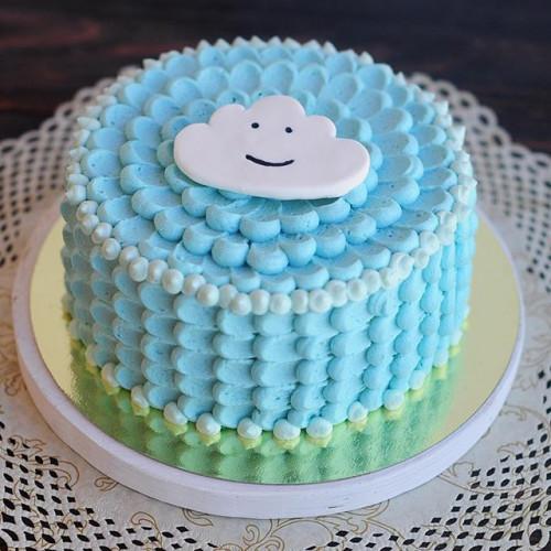 №74 Торт облачко