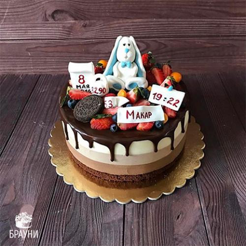№388 Торт на рождение