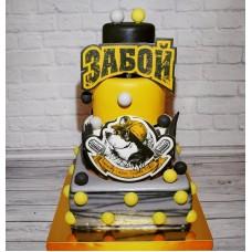 №469 Торт для компании