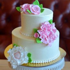 №167 Торт свадебный