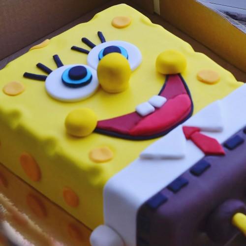 №143 Торт Спанчбоб