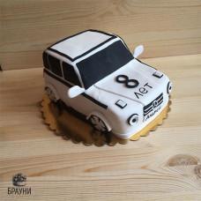 №296 Торт Машина