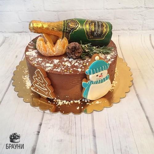 №273 Шоколадный торт